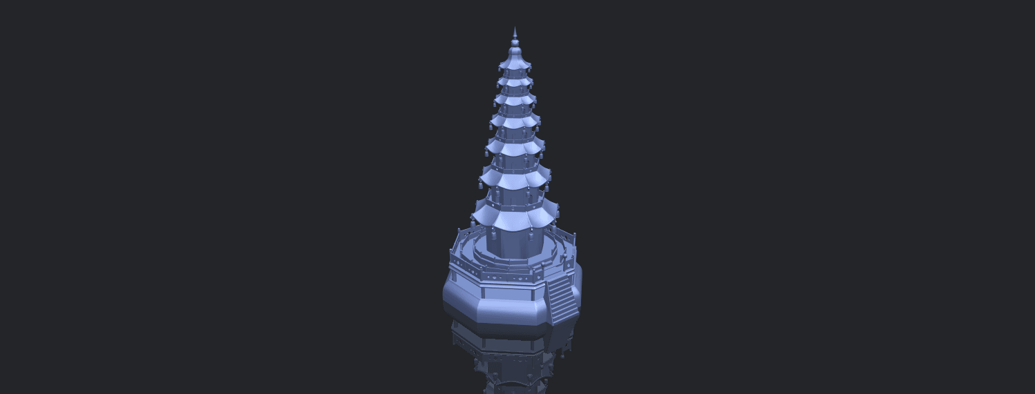 03_TDA0623_Chiness_pagodaB00-1.png Download free STL file Chiness pagoda • Design to 3D print, GeorgesNikkei