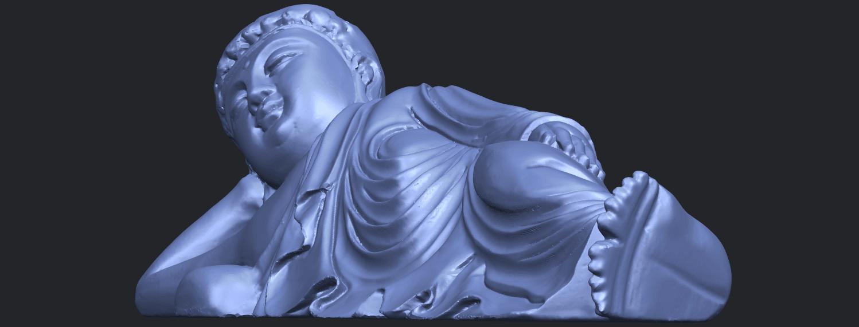 06_TDA0179_Sleeping_Buddha_(i)_88mmB03.png Download free STL file Sleeping Buddha 01 • 3D printable design, GeorgesNikkei