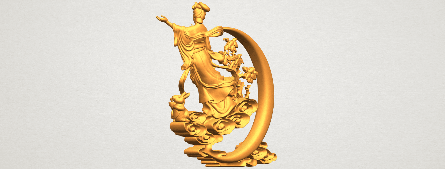 A05.png Download free STL file Fairy 09 • Model to 3D print, GeorgesNikkei