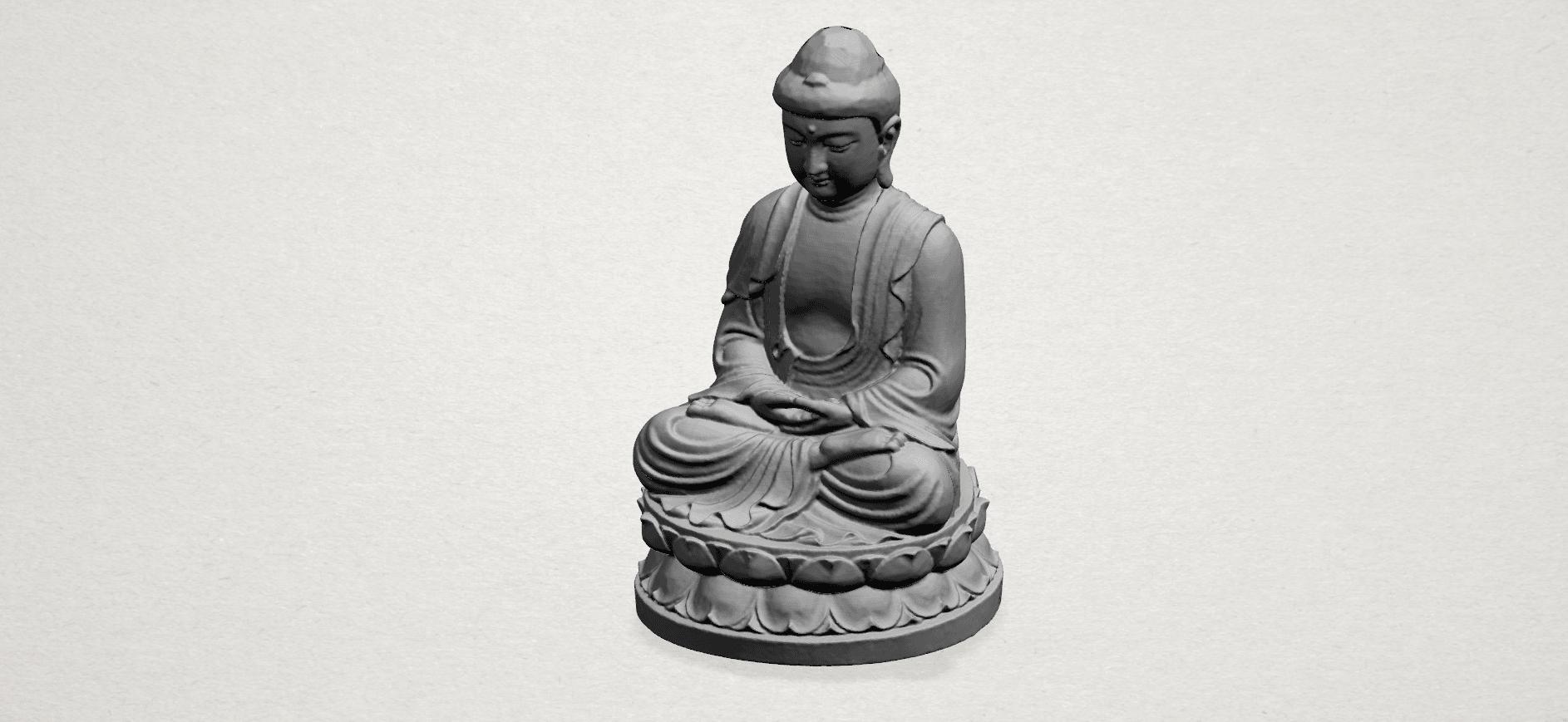 Gautama Buddha young - A02.png Télécharger fichier STL gratuit Gautama Bouddha Bouddha • Objet imprimable en 3D, GeorgesNikkei