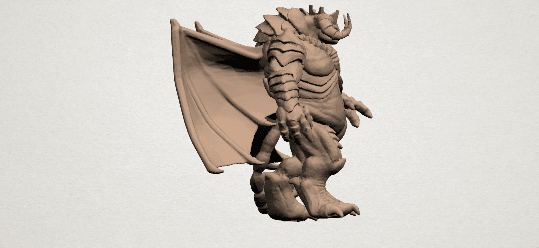 Monster (i) A06.png Download free STL file Monster 01 • 3D printable template, GeorgesNikkei