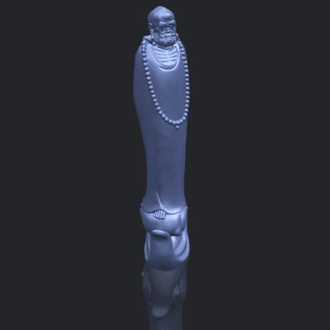 04_TDA0337_Da_Mo_iiiB00-1.png Télécharger fichier STL gratuit Da Mo 03 • Design pour impression 3D, GeorgesNikkei