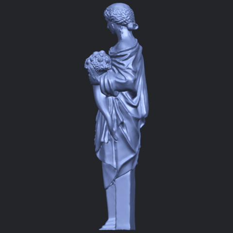 05_TDA0261_Sculpture_of_a_girlB04.png Download free STL file Sculpture of a girl • 3D printable model, GeorgesNikkei