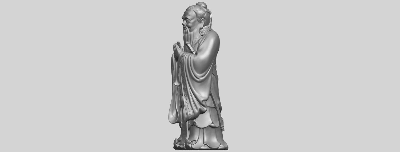 13_TDA0341_ConfuciusA03.png Download free STL file Confucius • 3D printable model, GeorgesNikkei