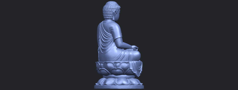 01_TDA0174_Gautama_Buddha_(ii)__88mmB08.png Download free STL file Gautama Buddha 02 • 3D print template, GeorgesNikkei
