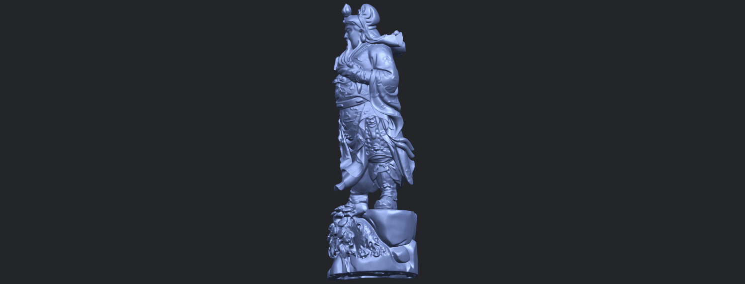 06_TDA0241_Guan_Gong_iiB04.png Download free STL file Guan Gong 02 • 3D printing template, GeorgesNikkei