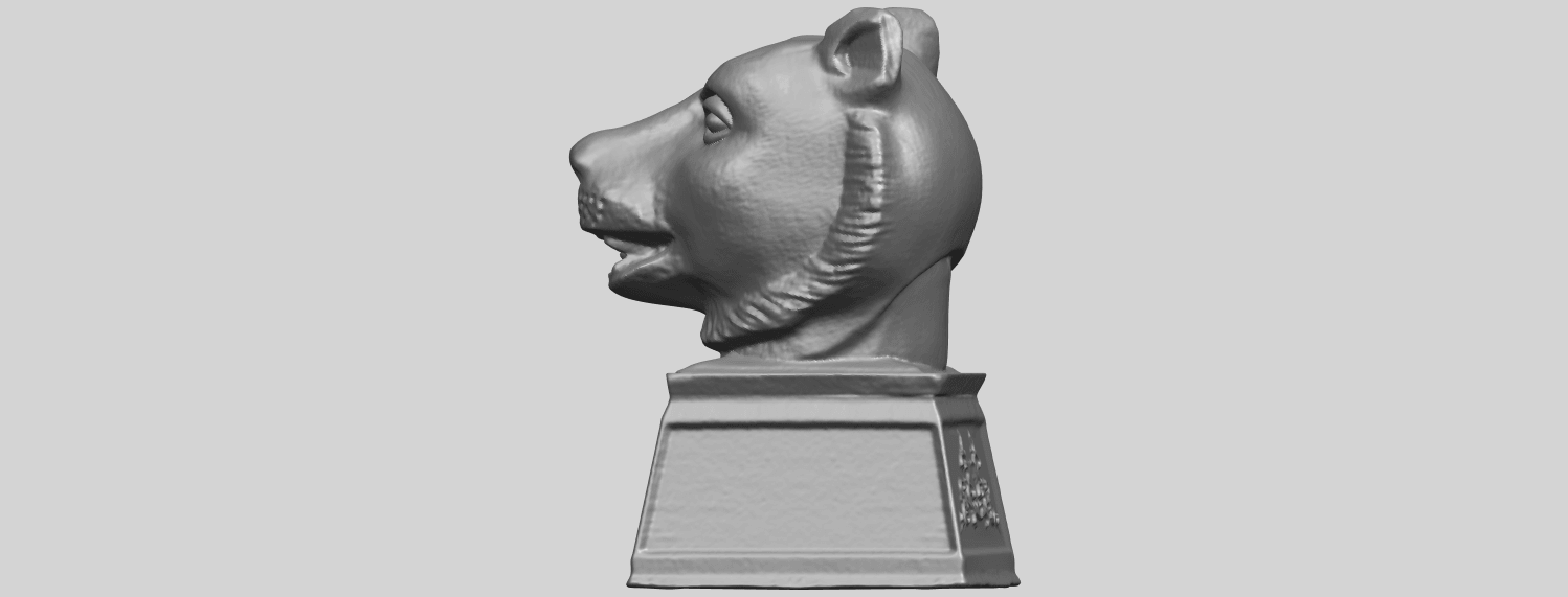 20_TDA0510_Chinese_Horoscope_of_Tiger_02A04.png Download free STL file Chinese Horoscope of Tiger 02 • 3D print object, GeorgesNikkei