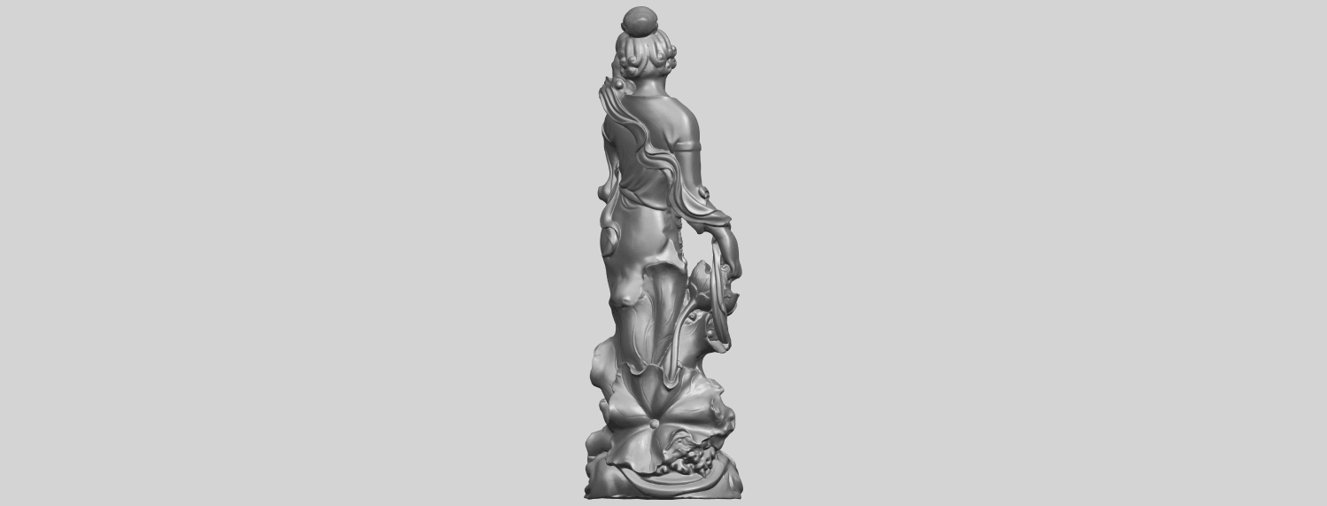 06_TDA0449_Fairy_04A07.png Download free STL file Fairy 04 • Object to 3D print, GeorgesNikkei