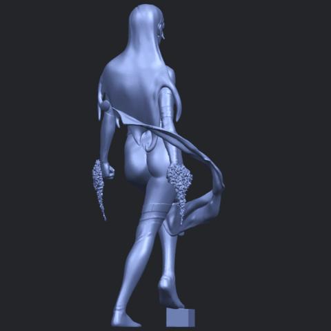 07_TDA0476_Beautiful_Girl_10B07.png Download free STL file Beautiful Girl 10 • 3D printable design, GeorgesNikkei