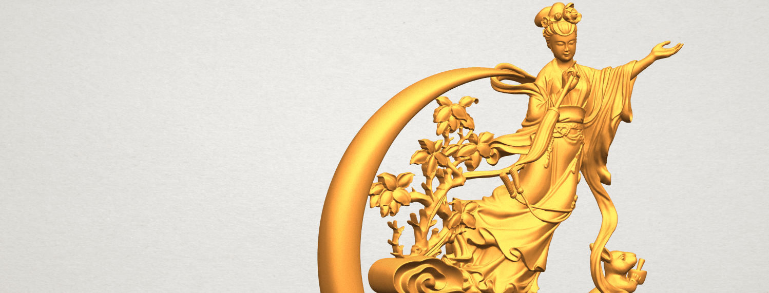 A11.png Download free STL file Fairy 09 • Model to 3D print, GeorgesNikkei
