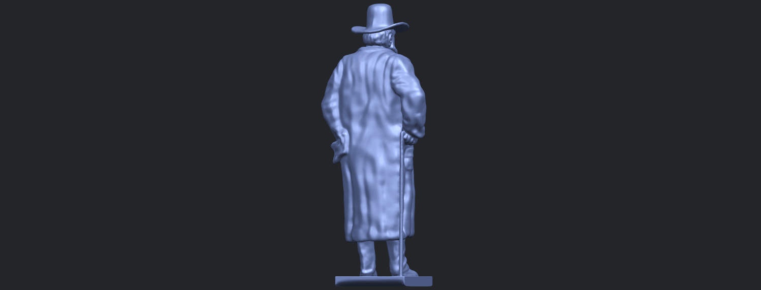 08_TDA0210_Sculpture_of_a_man_88mmB07.png Download free STL file Sculpture of a man 02 • Object to 3D print, GeorgesNikkei