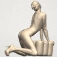 TDA0290 Naked Girl B07 04.png Télécharger fichier STL gratuit Fille Nue B07 • Objet pour imprimante 3D, GeorgesNikkei