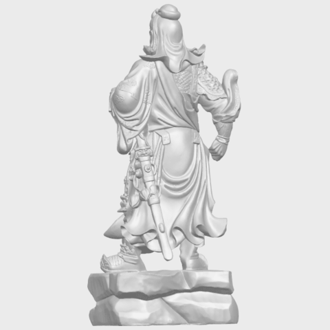 03_TDA0330_Guan_Gong_iiiA06.png Download free STL file Guan Gong 03 • 3D printable template, GeorgesNikkei