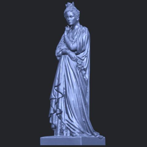 04_TDA0267_MargaretB02.png Download free STL file Margaret • Object to 3D print, GeorgesNikkei