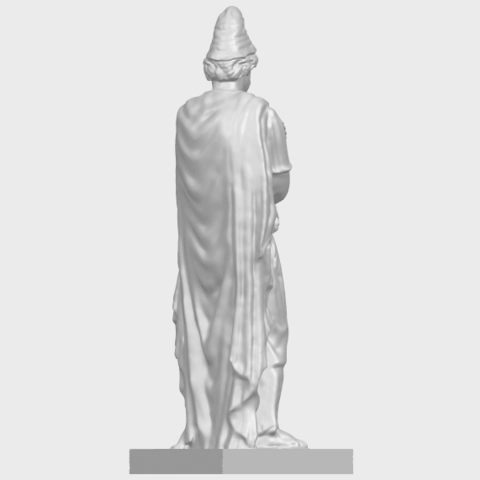17_TDA0266_Tiridates_I_of_ArmeniaA08.png Download free STL file Tiridates I of Armenia • 3D print model, GeorgesNikkei