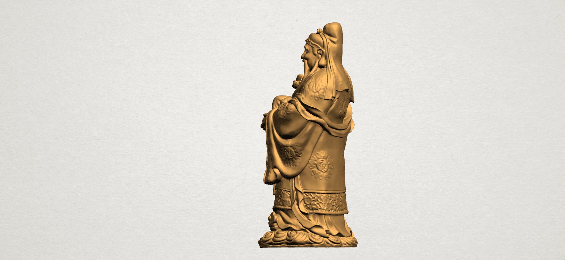Fook (Fook Look Sao) 80mm - A03.png Télécharger fichier STL gratuit Fook (Fook Look Sao) • Design à imprimer en 3D, GeorgesNikkei