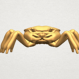Télécharger objet 3D gratuit Crabe, GeorgesNikkei