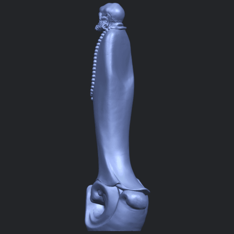 04_TDA0337_Da_Mo_iiiB04.png Télécharger fichier STL gratuit Da Mo 03 • Design pour impression 3D, GeorgesNikkei