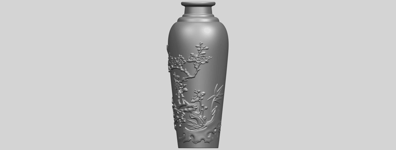 18_TDA0498_Vase_01A03.png Télécharger fichier STL gratuit Vase 01 • Modèle pour impression 3D, GeorgesNikkei