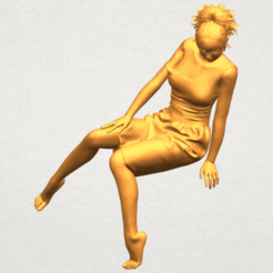 Free 3D print files Naked Girl E08, GeorgesNikkei