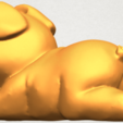 A02.png Download free STL file Pig 01 • 3D printing object, GeorgesNikkei