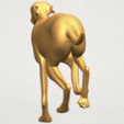 TDA0529 Skinny Dog 01 A08.png Download free STL file Skinny Dog 01 • Object to 3D print, GeorgesNikkei