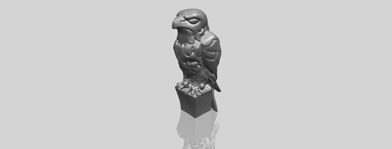 TDA0748_Eagle_05A00-1.png Télécharger fichier STL gratuit Aigle 05 • Design à imprimer en 3D, GeorgesNikkei