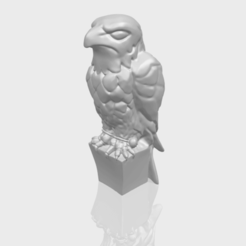 Download free 3D printer designs Eagle 05, GeorgesNikkei