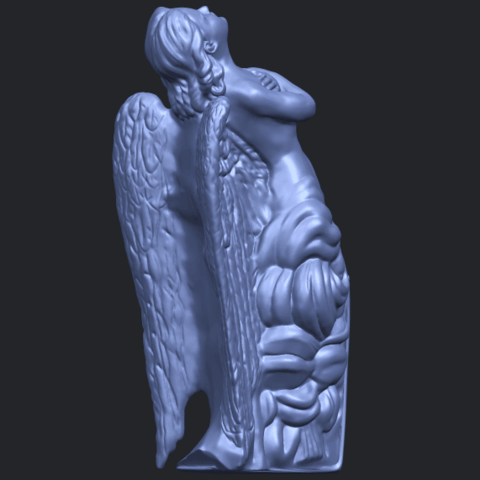 04_Angel_iii_88mmB08.png Download free STL file Angel 03 • 3D printable object, GeorgesNikkei