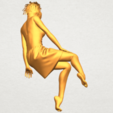 A07.png Download free STL file Naked Girl E06 • 3D printer object, GeorgesNikkei