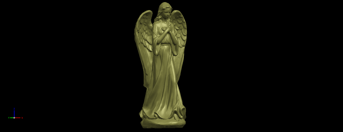 08.png Download free STL file Angel 01 • 3D printer object, GeorgesNikkei
