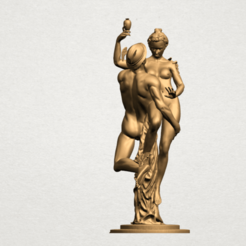 Fichier 3D Naked Couple 01, Miketon