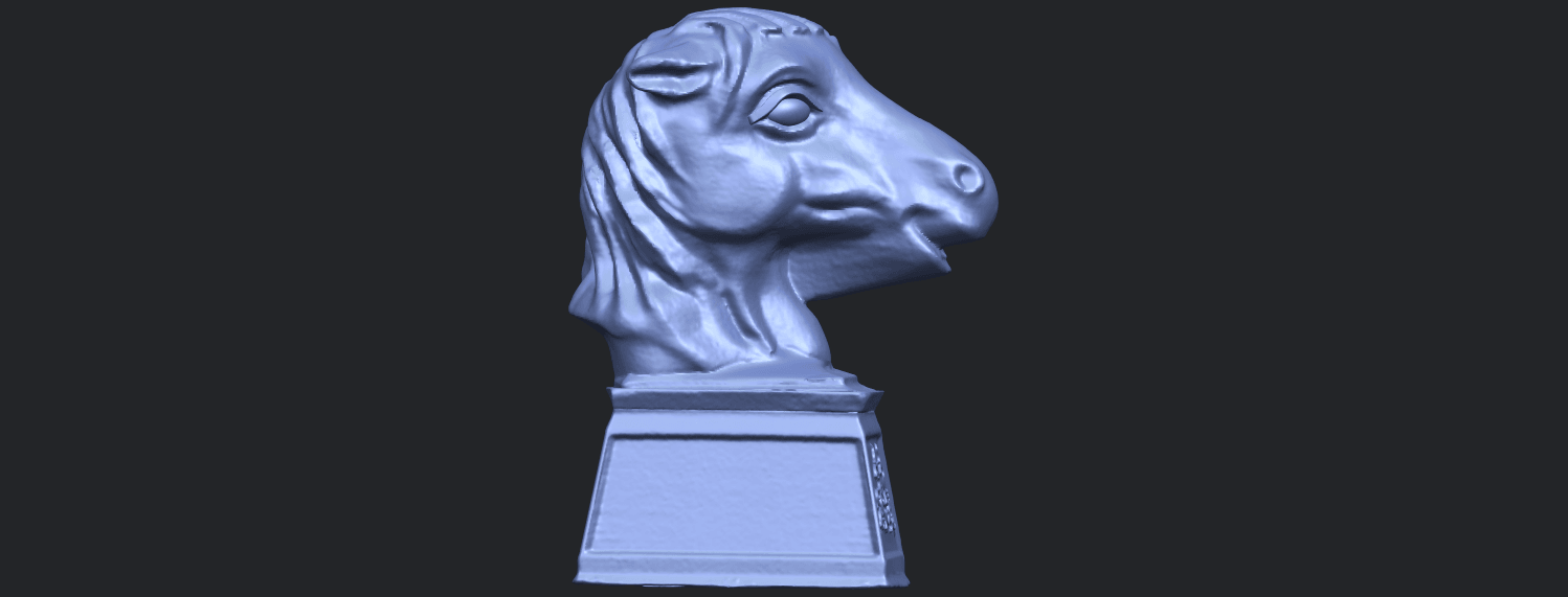 11_TDA0514_Chinese_Horoscope_of_Horse_02B09.png Download free STL file Chinese Horoscope of Horse 02 • 3D printer model, GeorgesNikkei