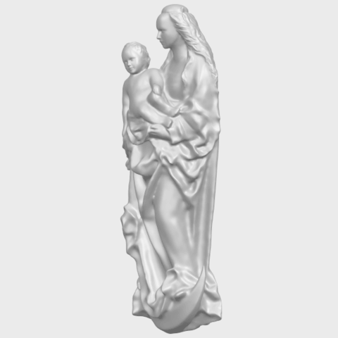 18_TDA0203_Mother_and_Child_(vi)_-88mmstlA03.png Download free STL file Mother and Child 06 • 3D printing template, GeorgesNikkei