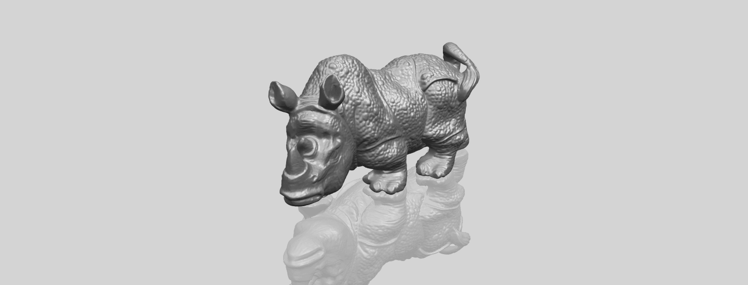 02_TDA0312_Rhinoceros_iv_FemaleA00-1.png Download free STL file  Rhinoceros 05 Female • 3D print object, GeorgesNikkei