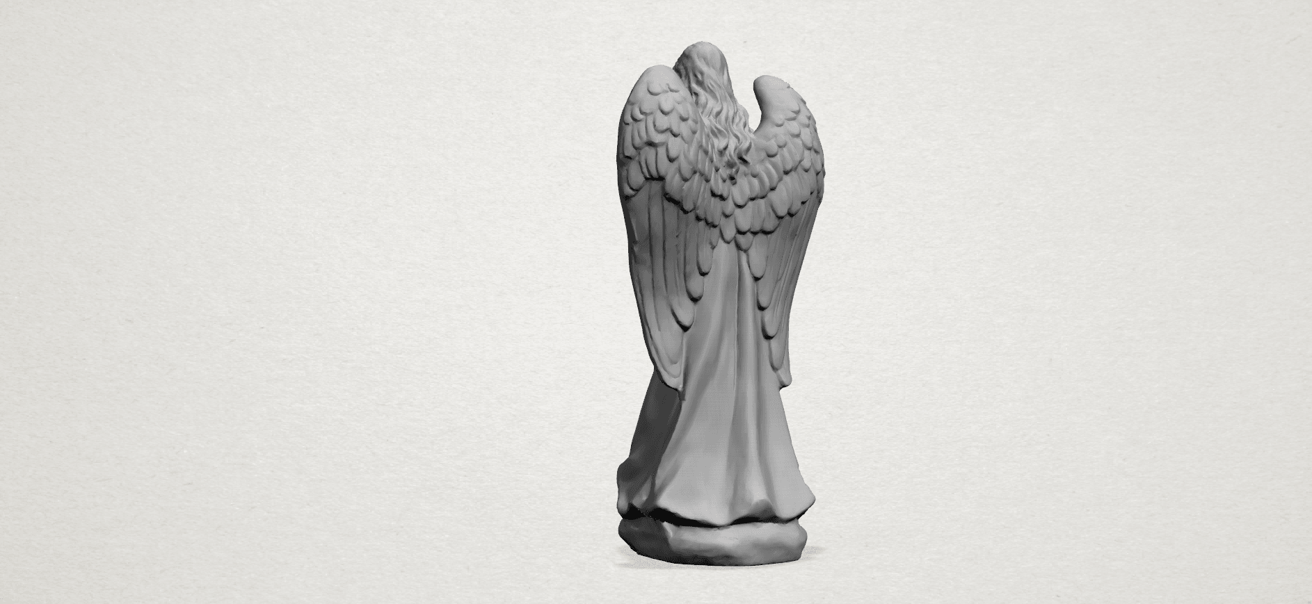 Angel C03.png Download free STL file Angel 01 • 3D printer object, GeorgesNikkei