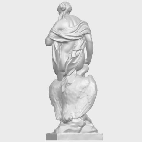25_TDA0173_Naked_Girl_with_Goose_88mmA06.png Download free STL file Naked Girl with Goose • 3D print template, GeorgesNikkei