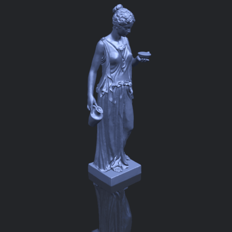 11_TDA0251_Beautiful_Girl_03_STLB00-1.png Download free STL file Beautiful Girl 03 • 3D print template, GeorgesNikkei