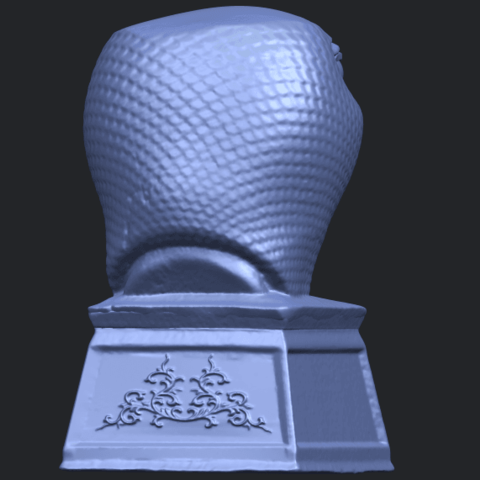 19_TDA0513_Chinese_Horoscope_of_Snake.02B07.png Download free STL file Chinese Horoscope of Snake 02 • 3D printer design, GeorgesNikkei