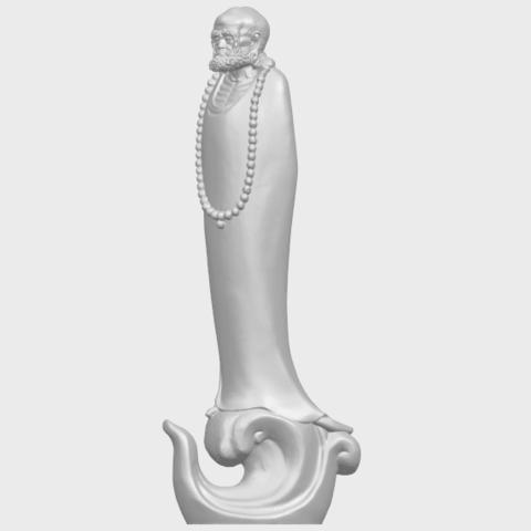 04_TDA0337_Da_Mo_iiiA02.png Télécharger fichier STL gratuit Da Mo 03 • Design pour impression 3D, GeorgesNikkei