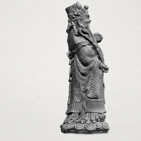 God of Treasure - A07.png Download free STL file God of Treasure • 3D printing model, GeorgesNikkei