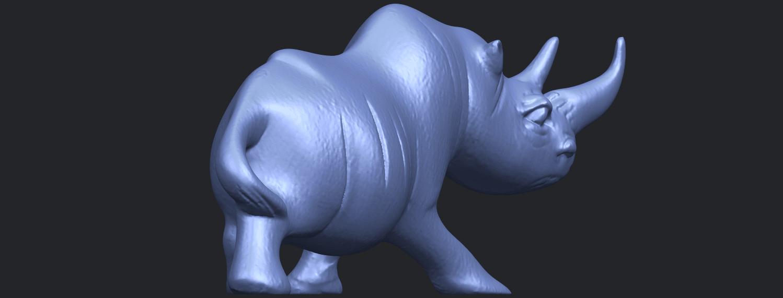 TDA0310_Rhinoceros_iiB05.png Download free STL file Rhinoceros 02 • 3D printing model, GeorgesNikkei