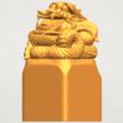 A10.png Télécharger fichier STL gratuit Timbre Dragon 01 • Objet à imprimer en 3D, GeorgesNikkei