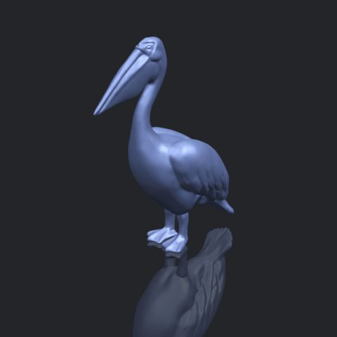 02_TDA0596_PelicanB00-1.png Download free STL file Pelican • 3D print model, GeorgesNikkei