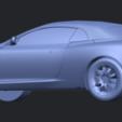 TDB007_1-50 ALLA02.png Download free STL file Aston Martin DB9 Cabriolet • 3D print model, GeorgesNikkei