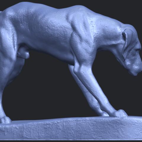 11_Dog_i_62mmB02.png Télécharger fichier STL gratuit Chien 01 • Plan pour impression 3D, GeorgesNikkei