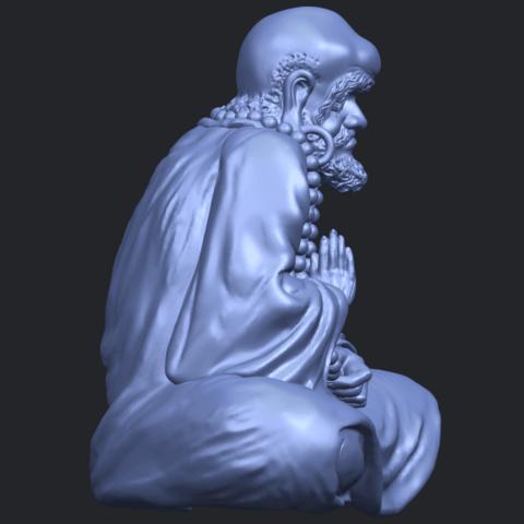 02_Da_Mo__(i)_88mmB09.png Télécharger fichier STL gratuit Da Mo 01 • Modèle imprimable en 3D, GeorgesNikkei