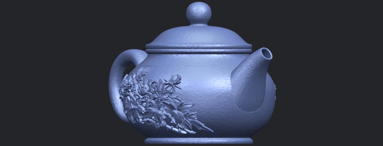 02_TDA0324_Tea_Pot_iiiB08.png Download free STL file Tea Pot 03 • 3D printing template, GeorgesNikkei