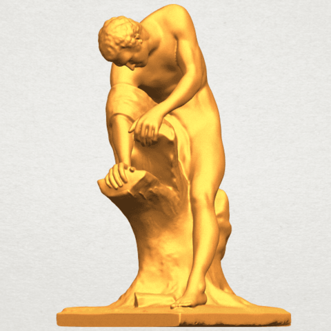 A10.png Download free STL file Milo of Croton • 3D printing design, GeorgesNikkei