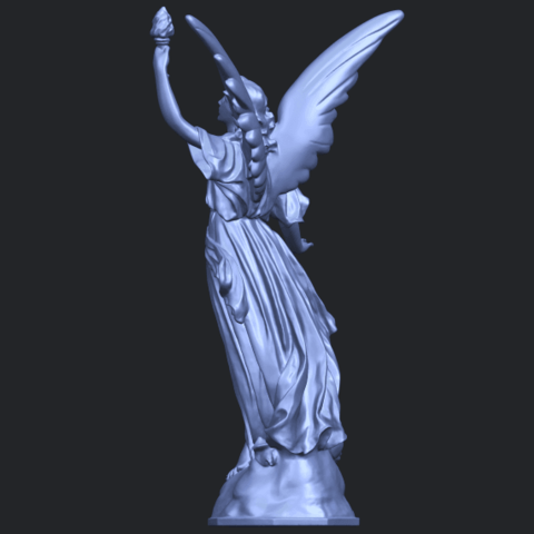 17_TDA0202_Statue_01_-88mmB05.png Download free STL file Statue 01 • Object to 3D print, GeorgesNikkei